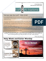 CAN Newsletter Spring 2015