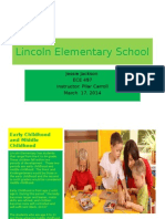 lincoln elementary school powerpoint