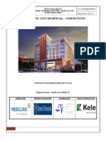 Mediclinic Weekly Progress Report No 29