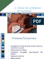 Mod 3 Problemas Clinicos de Lactancia