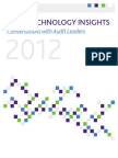 Audit Technology Insights 2012