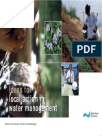 Ideasbook Local Action in Water Management
