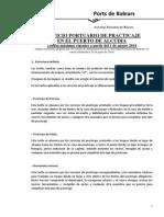 Practicaje Puerto de Alcudia