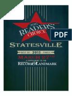 R&L Readers Choice