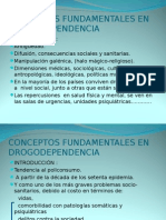 13-2 CONCEPTOS FUNDAMENTALES EN  DROGODEPENDENCIA.ppt
