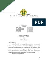 Survey Tanaman Obat Di Iloilo Filipina Etnofarmasi Print