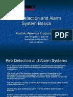 Basics of Fire Detection & Alarm System