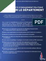 Charte Departementale FN - 20Minutes