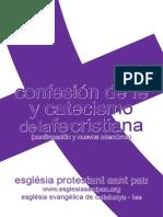 Confesión de Fe y Catecismo PCUSA Sant Pau