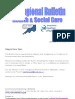 South West Regional Bulletin - January 2010