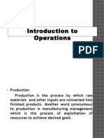 Introduction of Operations_strategy