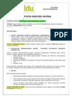 Posta Bidezko Bozka Def
