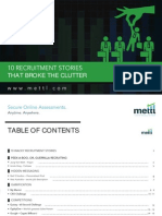 10 Recruitment Stories That Broke the Clutter