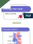 Cardiology Flash Cards (EKG in a Nut Shell)