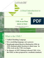 UML-in-an-hour