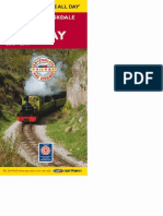 Ravenglass and Eskdale Railway Leaflet