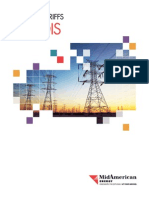 2015 Electric Tariffs - MidAmerican Illinois