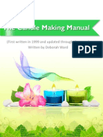 Candle Making Manual