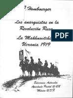Los anarquistas en la Revolución Rusa