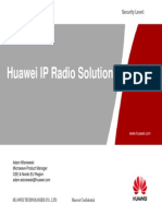 Huawei IP Radio Solution
