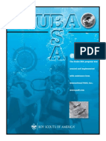Boy Scouts of America SCUBA Program