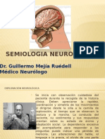 Semiologia Neuro