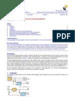 Kreuzkorrelationsfunktion Bei Leistungssignalen