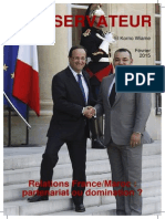 Relations France/Maroc