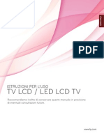TV LED LCD OWNERS MANUAL