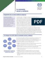EconomiECONOMIA SOCIAL Y SOLIDARIA.a Social y Solidaria