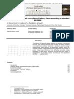 Nonlinear Frame Analysis