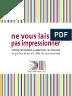 Brochure Laisser Impressioner LR