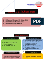 Case 1 - Chicken Run