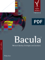 Bacula - Network Backup Strategies and Solutions