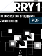 barry Construction of Buildings Volume 1