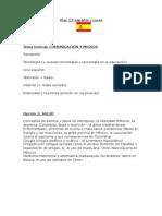 Year 13 Español Curso