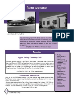 Park & Facility Amenities