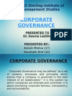 Corporategovernance (Ashish Kaustubh)