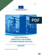 Direktive EU Za Građevinski Sektor