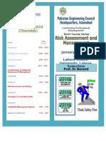 Brochure-Risk Assessment and Management