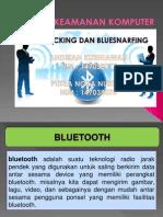 Bluejacking Dan Bluesnarfing