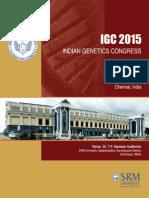 IGC 2015 - Sponsors Broucher