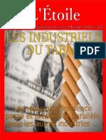 Le pouvoir d'influence de l'industrie du tabac