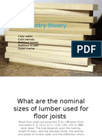 theory carpentry