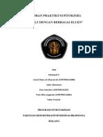 laporan fitokimia uji klt dengan berbagai eluen