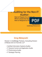 It Audits for Non-it