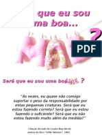 UMA MÃE GUIADA POR DEUS