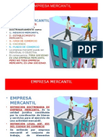 Derecho Mercantil (Tercera Clase)