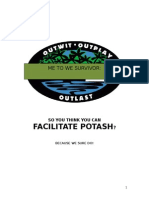 so you think you can be a me to we facilitator - potash edition