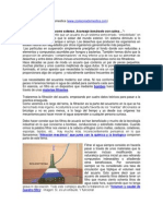 Principios de Filtración en Acuarios